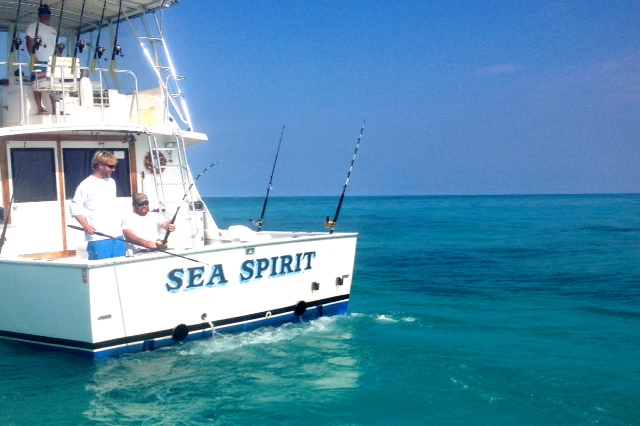 key largo offshore fishing full half 3 4 day charters