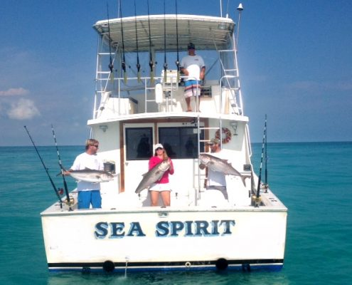 Sea Spirit Fishing Charter
